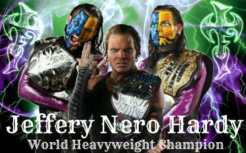 Custom Made Jeff Hardy World Champion Wallpaper By MotionlessInShadows