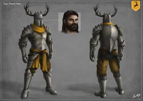 Robert Baratheon Armour