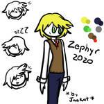 Zephyr Strauss 2020 by KatComic18