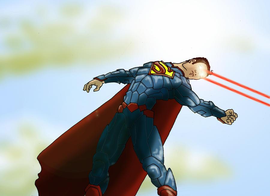 Superman Kryptonian Armor by wildcardcomics on DeviantArt