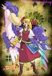 Skyward Sword - Zelda