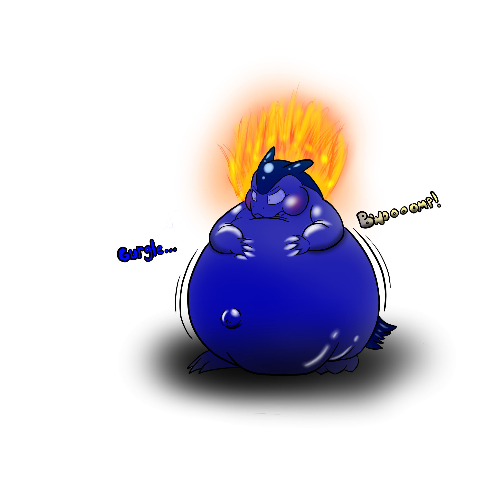 full of hot air blueberry alternative by blimpfurry on