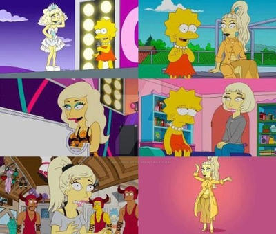 Lisa Goes Gaga by Smilling-33