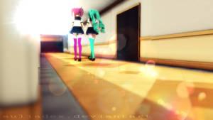 [MMD|YanSim] Best Friend