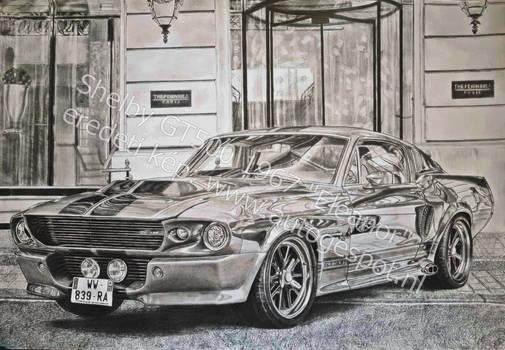 1967 Shelby GT500 'Eleanor'