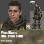 Piers Nivans RE6 China Outfit