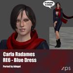 Carla Radames RE6