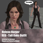 Helena Harper RE6 Tall Oaks Outfit