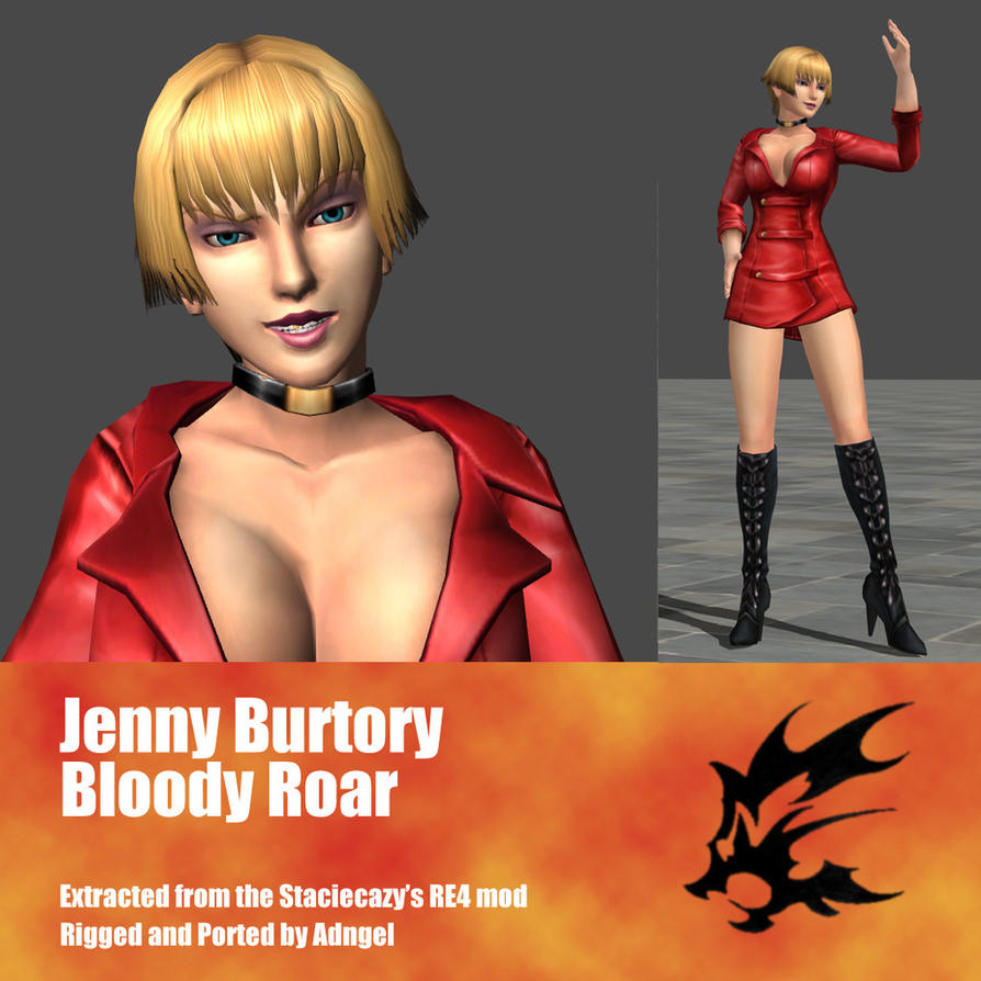 Porno bloody roar 4 jenny exposed galleries