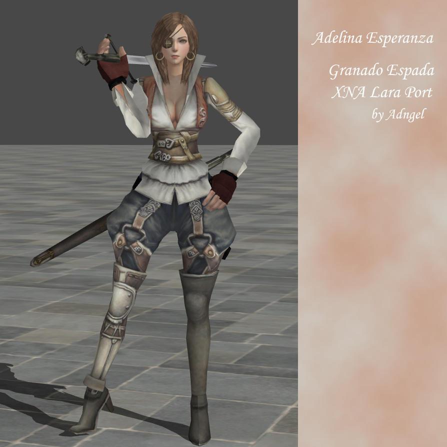 Adelina Esperanza Granado Espada by Adngel