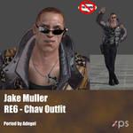 Jake Muller RE6 Chav Outfit