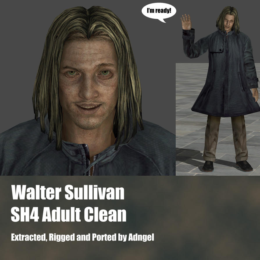 Walter Sullivan reemplaza Leon Walter_sullivan_model_by_adngel-d5nk86r