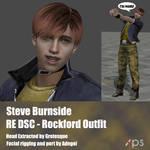 Steve Burnside Rockford Island Outfit