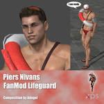 Piers Nivans Fan Mod Lifeguard Outfit