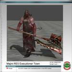 Majini RE5 Executioner Town