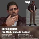 Chris Redfield Fan Mod Made in Heaven