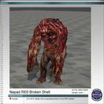 Napad RE6 Broken Shell