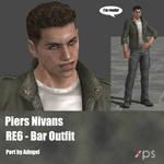 Piers Nivans RE6 Bar Outfit