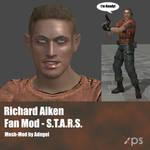 Richard Aiken Fan Mod S.T.A.R.S.