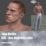 Jake Muller RE6 Neo Umbrella Labs Outfit
