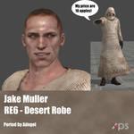 Jake Muller RE6 Desert Outfit