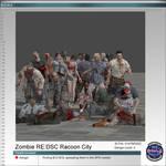 Zombies REDSC Racoon City
