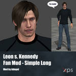 Leon S Kennedy Simple Long