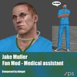 Jake Muller Fan Mod Medical Assistant