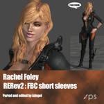 Rachel Foley RERev2 FBC Short Sleeves
