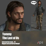 Tommy The Last of Us