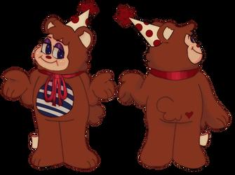 Plushpet Plaza OTA - Birthday Bear! - closed by uf0logist