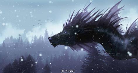 Dragon soul by Dezigre