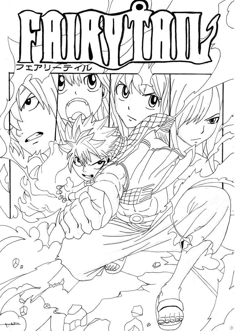 Dessin manga visage fairy tail dessin de manga - Dessin de fairy tail ...