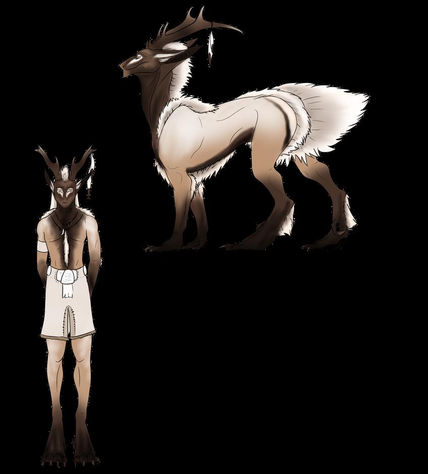 AoSaai - Elk, Quick Ref. by TalonV
