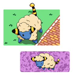 PKMNation: Archimedes the mareep