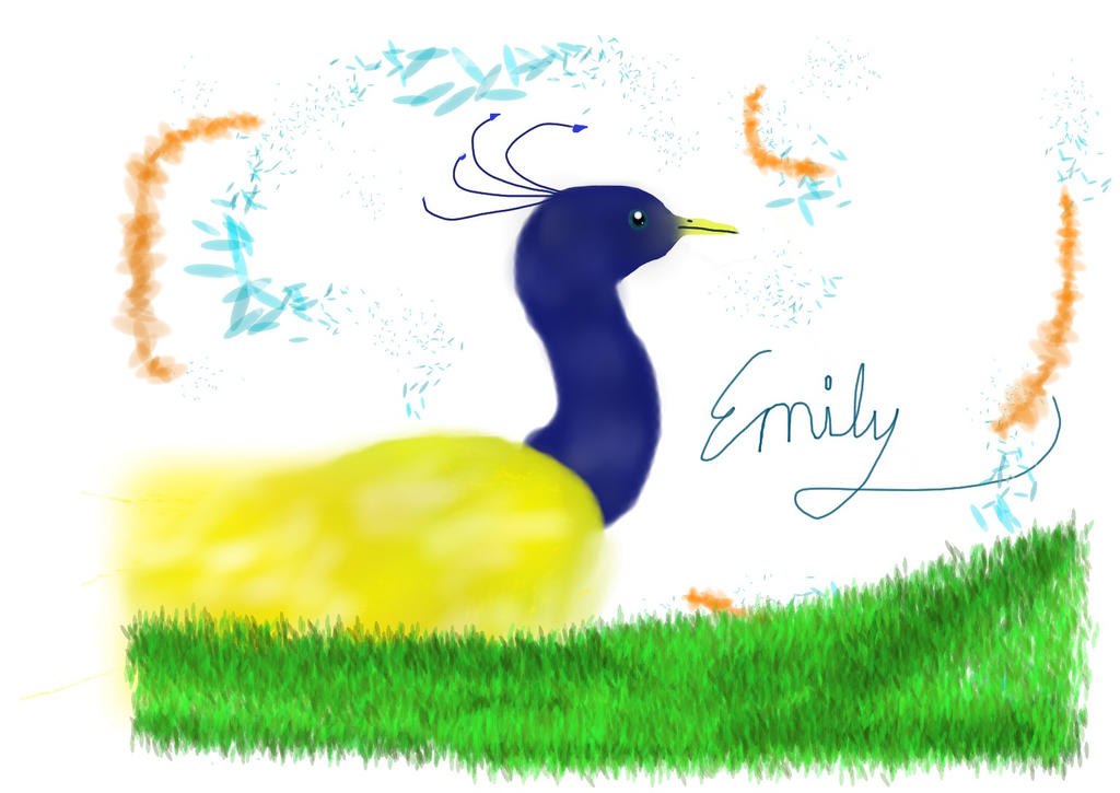 Peacock 101 by Emily183