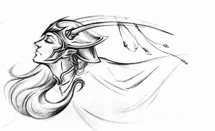 Ice Dragon by Aniril-Amakiir