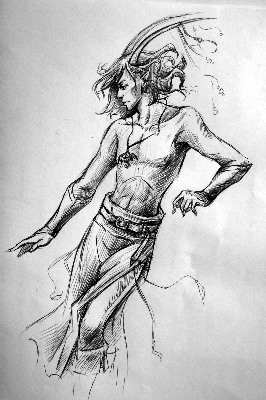 Dragon -the half-form mod- by Aniril-Amakiir