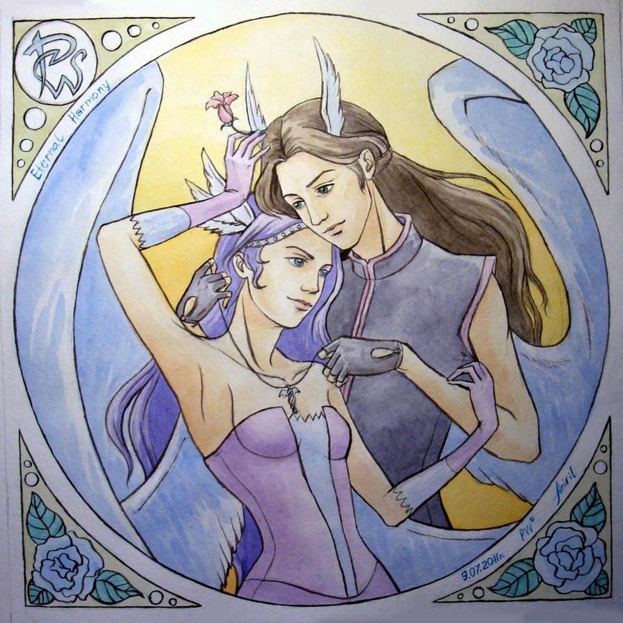 Eternal Harmony by Aniril-Amakiir