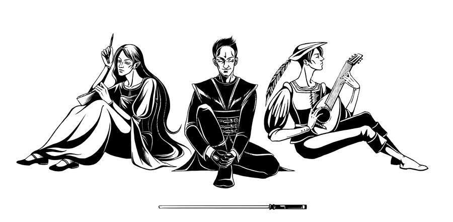Clan by Aniril-Amakiir