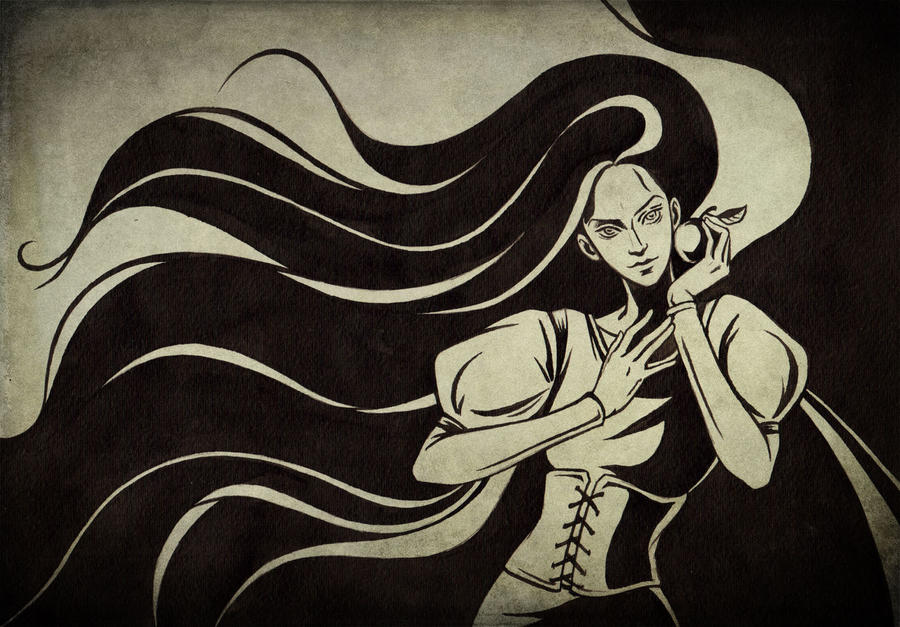 Viriena by Aniril-Amakiir
