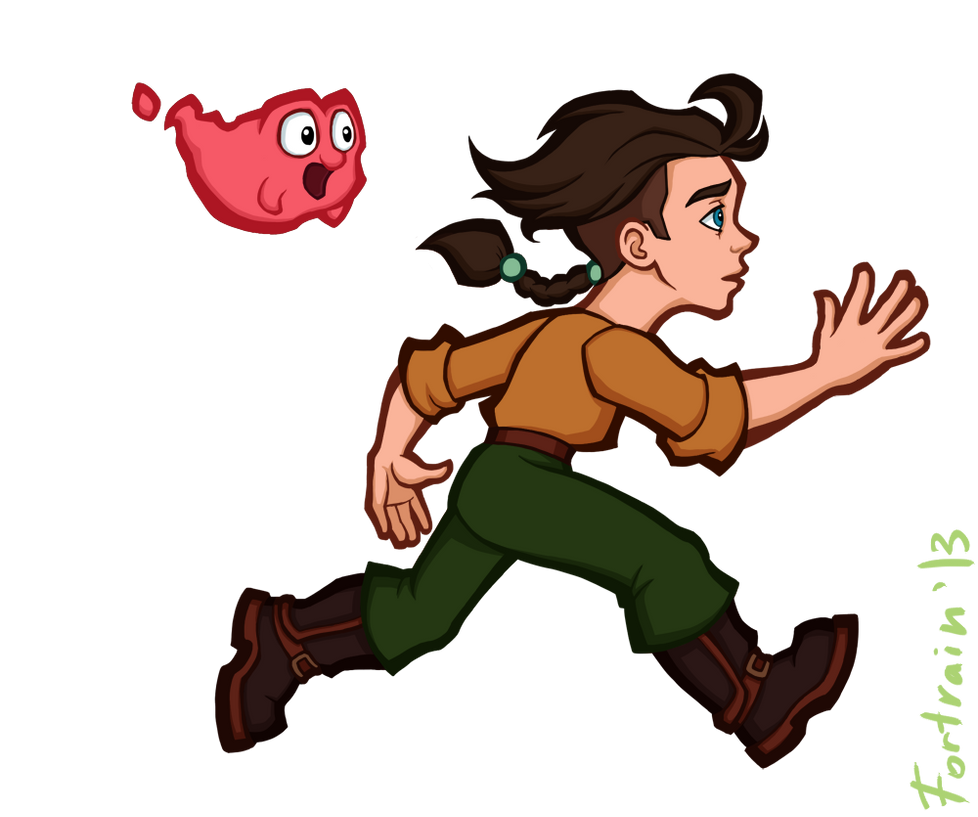 Jim Hawkins by Aniril-Amakiir
