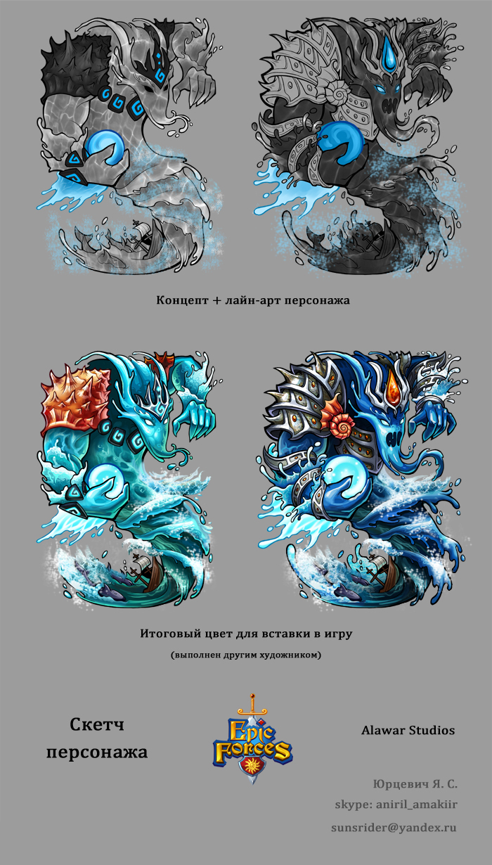 Character Elemental by Aniril-Amakiir