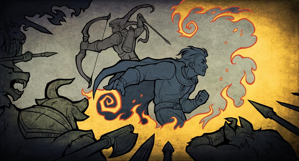 Burn in Hell (c) by Aniril-Amakiir