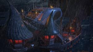 Camara02 PirateShip by Hidari-no-Tenshi