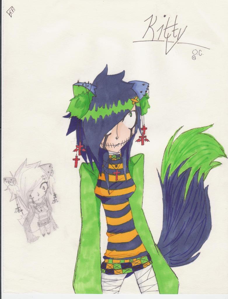 Kitty by Tuna-Patty