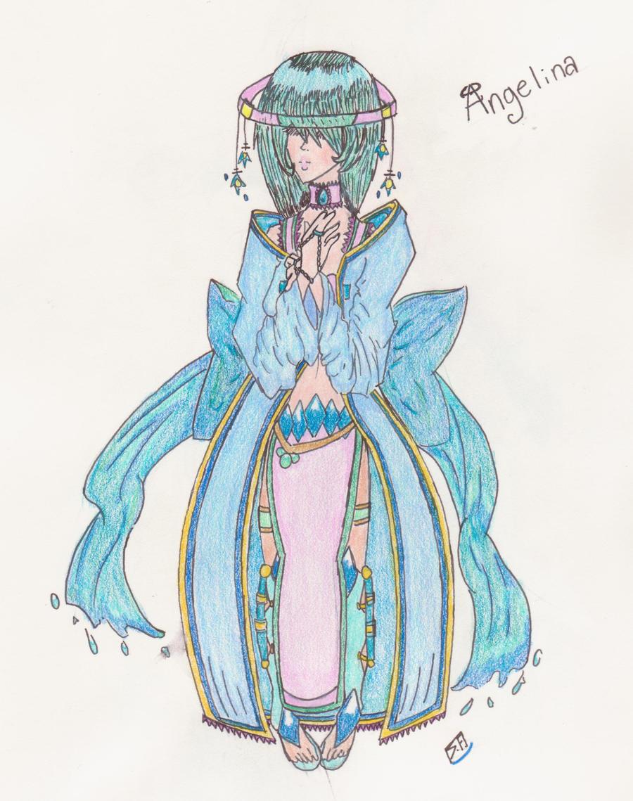Angelina by Tuna-Patty