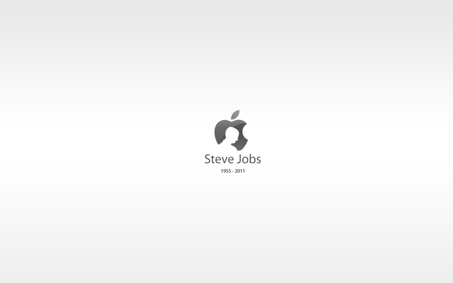 Steve Jobs White by iTomix