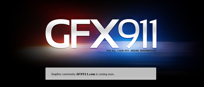 GFX911 Splash