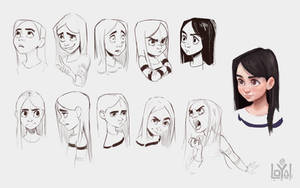 Lisa Expressions! by ILoyal